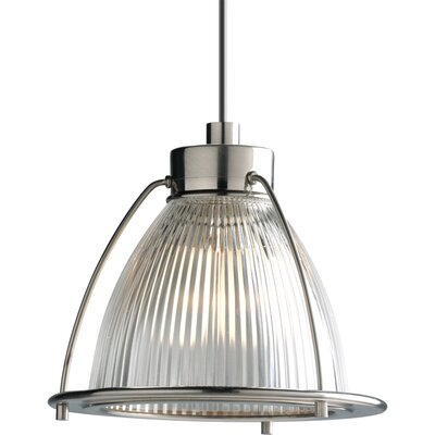 Progress Lighting Illuma-Flex Mini Pendant with Clear Glass