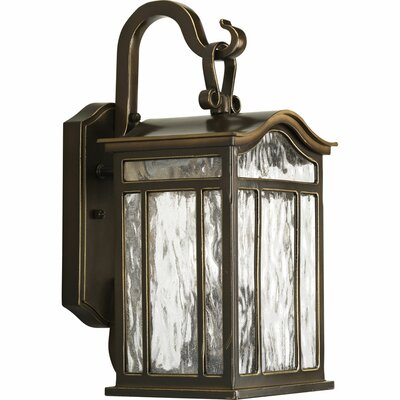 Progress Lighting Meadowlark Medium 2 Light Outdoor Wall Lantern