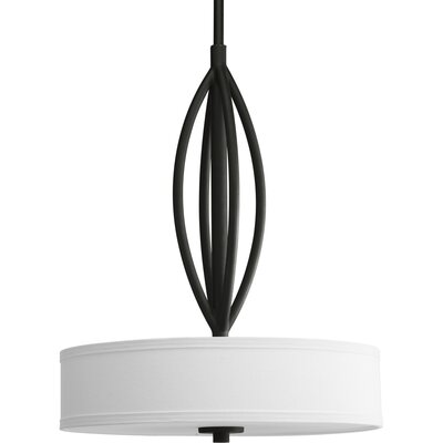 Calven 3 Light Drum Pendant