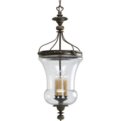 Fiorentino 3 Light Foyer Pendant