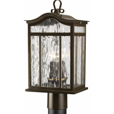 Progress Lighting Meadowlark 3 Light Post Lantern