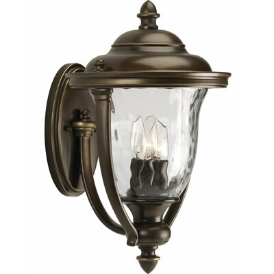 Progress Lighting Prestwick 3 Light Wall Lantern