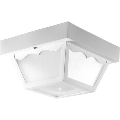 Progress Lighting Outdoor Flush Mount