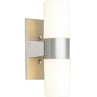 Progress Lighting Cast Aluminum Incandescent 1 Light Outdoor Wall Lantern