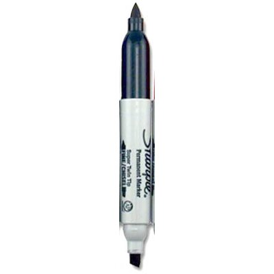Sharpie Black Twin Tip Marker 36401-PP