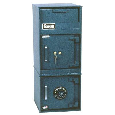 Gardall Safe Corporation Large Back Loading Depository Safe