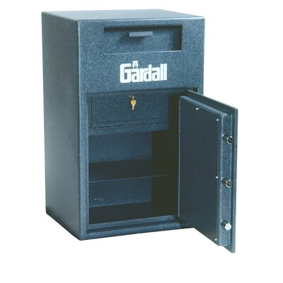 Gardall Safe Corporation Large Wide Body / Cash Dial Lock Commercial Register Tray Safe [2.7 CuFt]
