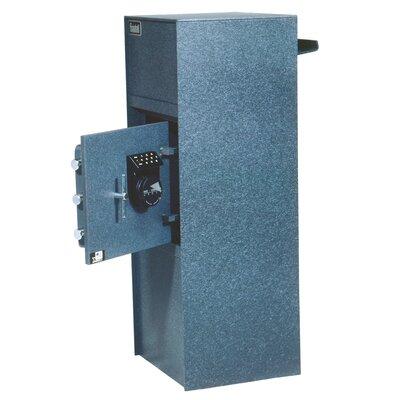 Gardall Safe Corporation Large Single Door Commercial Back Loading Depository Safe 2.06 CuFt