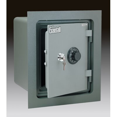 Gardall Safe Corporation 1 Hr Fireproof Wall Safe