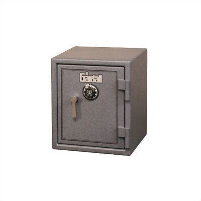 Gardall Safe Corporation Burglar and Fire Resistant Safe 1.6 CuFt