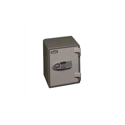 Gardall Safe Corporation Small One-Hour Fire Resistant Electronic Locks Record Safe [1.26 CuFt]