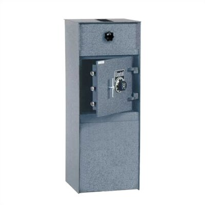 Gardall Safe Corporation Rotary Chamber Commercial Depository Safe [2.52 CuFt]