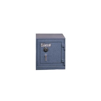 "Gardall Safe Corporation 25"" H x 25.75"" D Two-Hour Fire Resistant Record Safe"