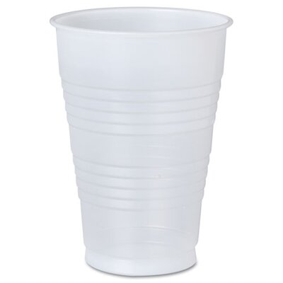 Solo Cups Company Galaxy Translucent Cups, 16 Oz., 500/Carton