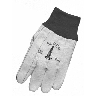 Southern Glove Double Palm Gloves - glove  20 oz.super oil rig dbl plm poly cotton