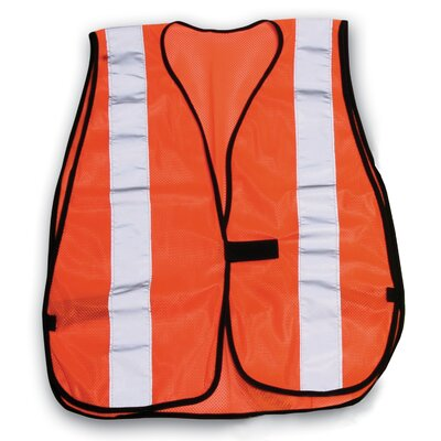 Sperian Welding Protection Orange Safety Vest  RWS-50003