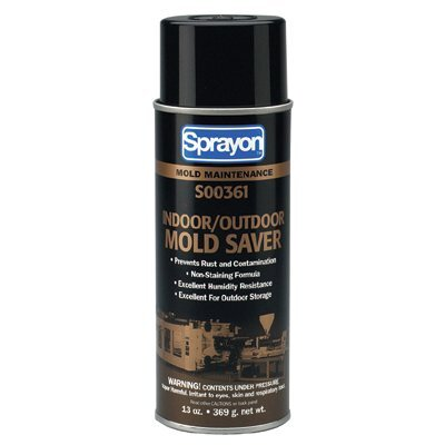 Sprayon Indoor/Outdoor Mold Savers - 16-oz. aerosol mold saver