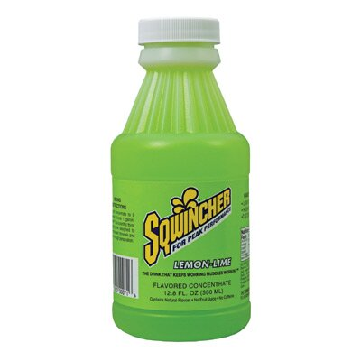 Sqwincher 12.8 Ounce Liquid Concentrate Bottle Yields 1 Gallon