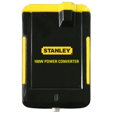 Stanley Tools 100W Continuous Travel Power Inverter