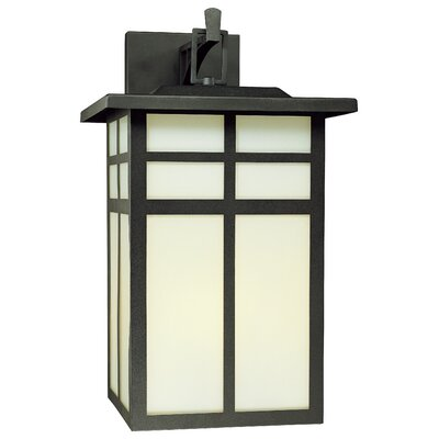 Thomas Lighting Mission 3 Light Outdoor Wall Lantern