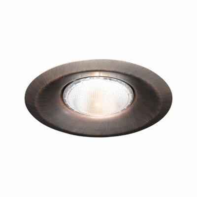 "Thomas Lighting 7.75"" Recessed Trim in Bronze"