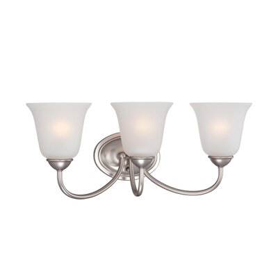Thomas Lighting Holly 3 Light Bath Vanity Light