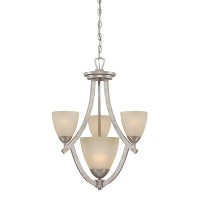 Thomas Lighting Charles 4 Light Chandelier