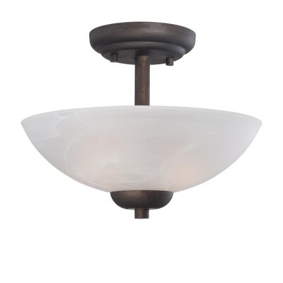Thomas Lighting Tia 2 Light Inverted Pendant