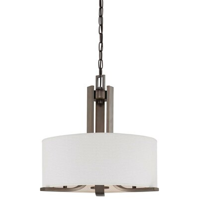 Thomas Lighting Pendenza 60W 3 Light Chandelier