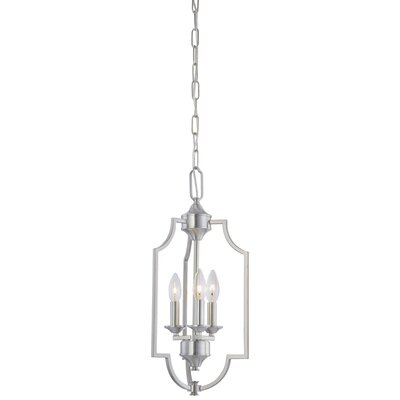 Thomas Lighting Chiave 60W 3 Light Chandelier