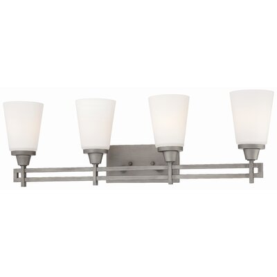 Thomas Lighting Wright 4 Light Vanity Light