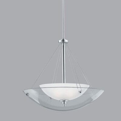 Thomas Lighting Vado 3 Light Inverted Pendant