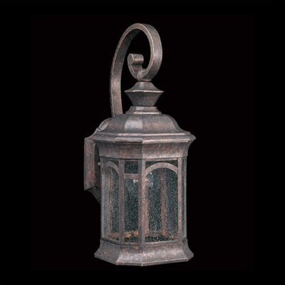 Thomas Lighting Monaco 1 Light Wall Lantern