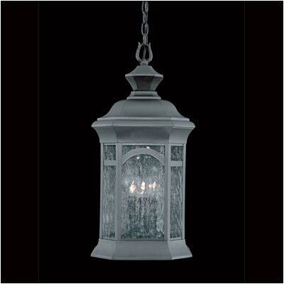Thomas Lighting Monaco 6 Light Outdoor Hanging Lantern