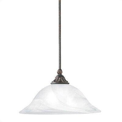 Thomas Lighting Cambridge 1 Light Pendant