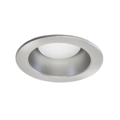 Reflector Recessed Trim in Brushed Nickel