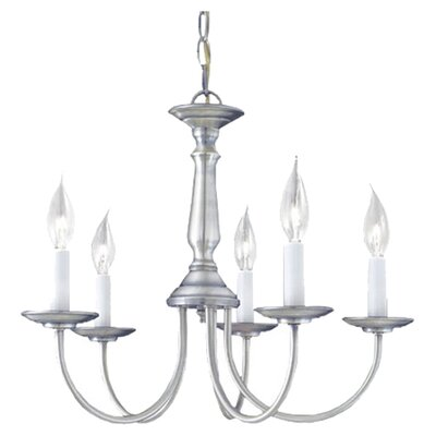 5 Light Candelabra Chandelier