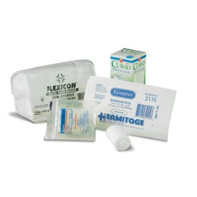 "Swift First Aid 2"" Non-Sterile Clean-Wrap Gauze Bandage (50 Per Bag)"