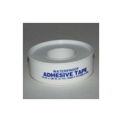 "Swift First Aid 1/2"" X 5 Yards Water Proof First Aid Adhesive Tape"