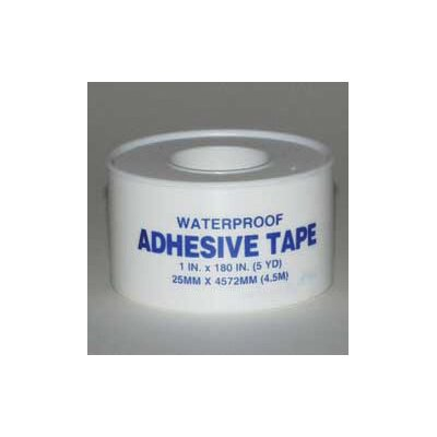 "Swift First Aid 1"" X 2 1/2Yd No Spool First Aid Adhesive Tape 1Ea/Bx 144Bx/Ca"