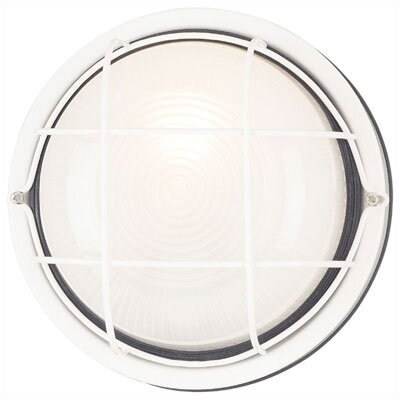 Westinghouse Lighting Exterior Round Flush Mount