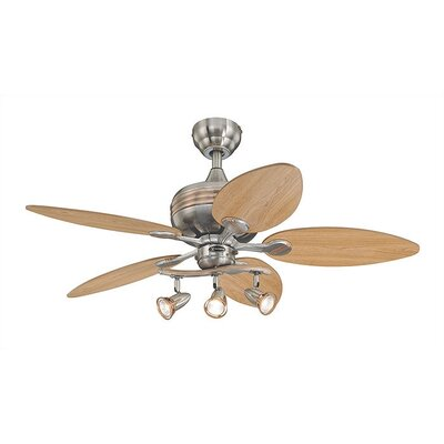 "Westinghouse Lighting 44"" Xavier 5 Blade Ceiling Fan"