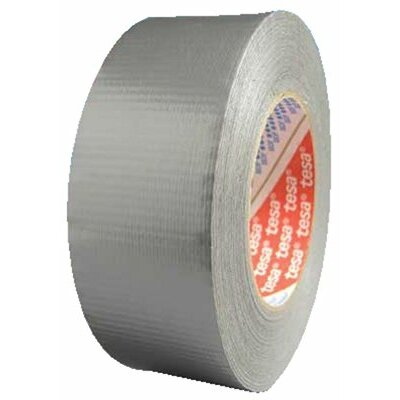 "Tesa Tapes Tesa Tapes - Utility Grade Duct Tapes 2""X60Yds Silver Duct Tape Economy Grade: 744-64613-09001-00 - 2""x60yds silver duct tape economy grade"
