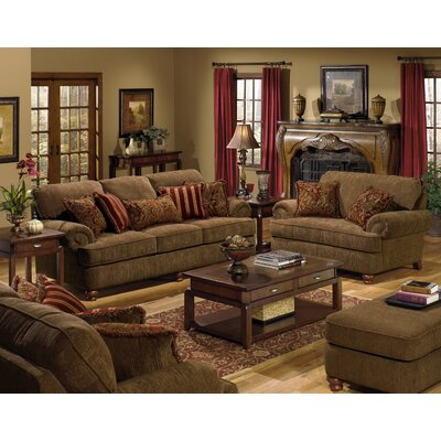 Jackson Furniture Belmont Chenille Loveseat
