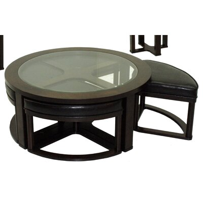 Jackson Furniture Coffee Table with Stools