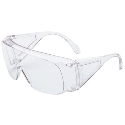 Uvex by Sperian Ultra-spec® 1000 Visitorspec Eyewear - uvex ultraspec 1000 clear lens clear temple