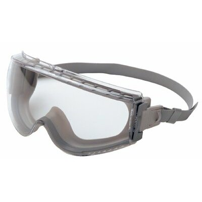 Uvex by Sperian Stealth® Goggles - uvex stealth safety goggle gray/clear lens