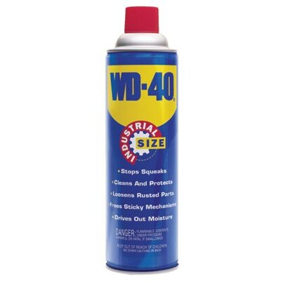 WD-40 WD-40® Open Stock Lubricants - 3 oz wd-40 open stock