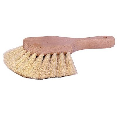 "Weiler Utility Scrub Brushes - 8"" can scrub brush"