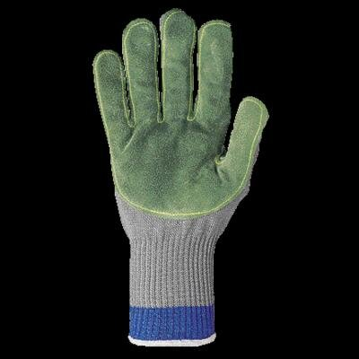 Wells Lamont Large Silver Whizard® Talon® MasterGrip® Right Hand Cut Resistant Gloves With Leather Palm